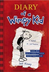 Greg Heffley's journal : paper over board Diary of a wimpy kid / by Jeff Kinney