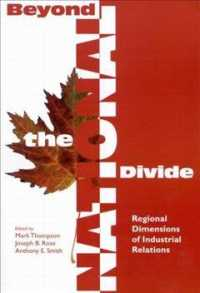 Beyond the national divide : pbk regional dimensions of industrial relations Queen's policy studies