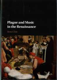 Plague and music in the Renaissance : hardback