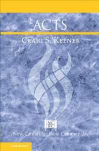 Acts New Cambridge Bible commentary
