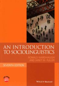 An introduction to sociolinguistics : pbk Blackwell textbooks in linguistics