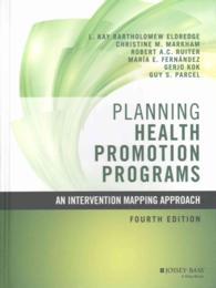 Planning health promotion programs. - 4th ed. an intervention mapping approach