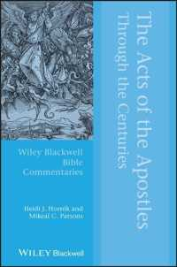 The Acts of the Apostles through the centuries : cloth Blackwell Bible commentaries