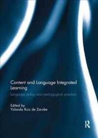 Content and language integrated learning language policy and pedagogical practice