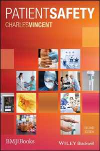 Patient safety 2nd ed