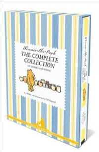 Winnie-the-Pooh hbk. the complete collection of stories and poems
