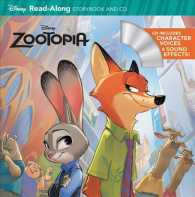 Zootopia Read-Along Storybook and CD Ages3 and up