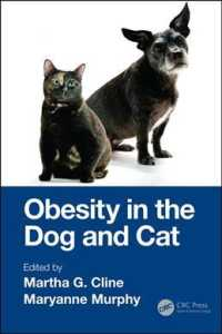 Obesity in the dog and cat.