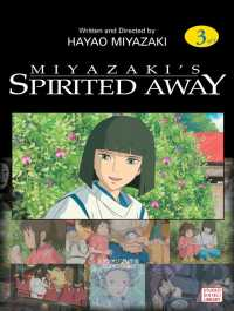 Miyazaki' Spirited Away 3 3