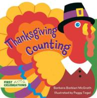 Thanksgiving Counting (First Celebrations) (BRDBK)