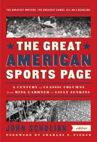 The great American sports page a century of classic columns from Ring Lardner to Sally Jenkins