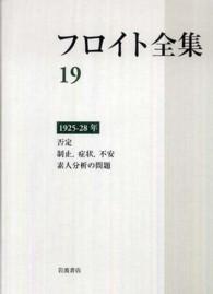 否定 ; 制止,症状,不安 ; 素人分析の問題 1925-28年