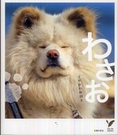 わさお ブサかわ秋田犬