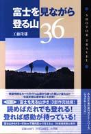富士を見ながら登る山36 Shotor travel