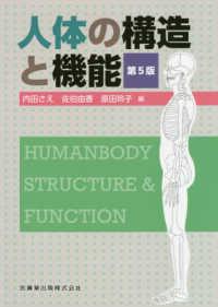 人体の構造と機能