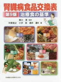 腎臓病食品交換表 治療食の基準