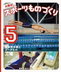大接近!スポーツものづくり(5)競泳用水着とゴーグルの工場