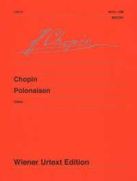 ポロネーズ集 Polonaisen Wiener Urtext Edition ; 157
