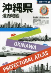 沖縄県道路地図 県別マップル