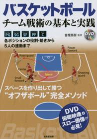 バスケットボール チーム戦術の基本と実践
