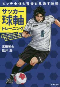 サッカー球軸トレーニング 日本サッカー本気で世界一になれる計画  ピッチ全体も背後も見通す技術