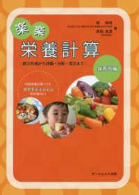 楽楽栄養計算 保育所編 献立作成から評価・分析・発注まで