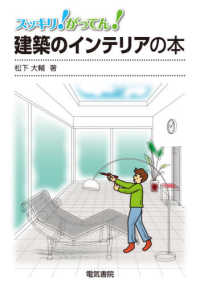スッキリ!がってん! 建築のインテリアの本
