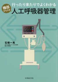 機器から入る人工呼吸器管理 行ったり来たりでよくわかる