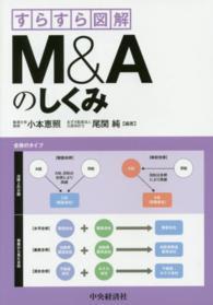 M&Aのしくみ すらすら図解
