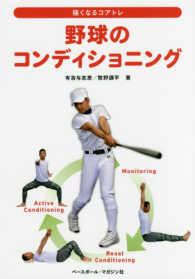 野球のコンディショニング 強くなるコアトレ