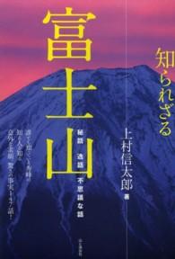 知られざる富士山 秘話逸話不思議な話