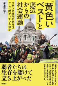 「黄色いベスト」と底辺からの社会運動 フランス庶民の怒りはどこに向かっているのか