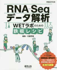 RNA-Seqデータ解析 WETラボのための鉄板レシピ