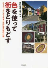 色を使って街をとりもどす コミュニティから生まれる街並み色彩計画