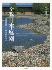 全貌日本庭園 象徴庭園から抽象枯山水へ