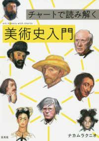 チャートで読み解く美術史入門