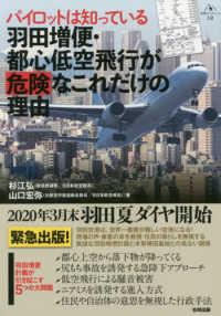 羽田増便・都心低空飛行が危険なこれだけの理由 パイロットは知っている