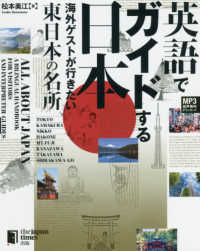 海外ゲストが行きたい東日本の名所