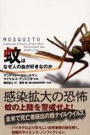 蚊はなぜ人の血が好きなのか