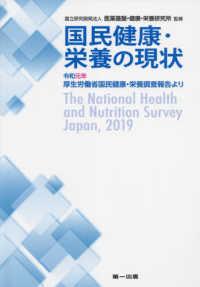 国民健康・栄養の現状 令和元年 厚生労働省国民健康・栄養調査報告より