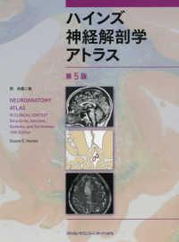 ハインズ神経解剖学アトラス
