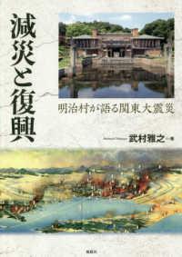 減災と復興 明治村が語る関東大震災