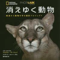 消えゆく動物 絶滅から動物を守る撮影プロジェクト NATIONAL GEOGRAPHIC PHOTO ARK