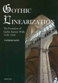 GOTHIC LINEARIZATION The Formation of Gothic Interior Walls 1120‐1220