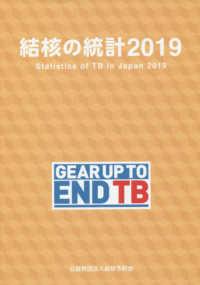 結核の統計 2020 Statistics of TB in Japan