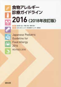 食物アレルギー診療ガイドライン 2016(2018年改訂版)