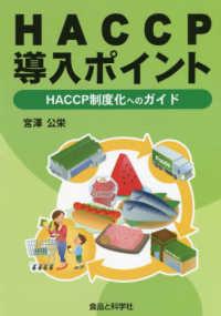 HACCP導入ポイント HACCP制度化へのガイド