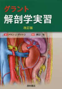 グラント解剖学実習
