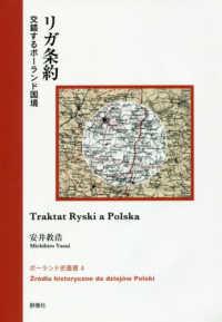リガ条約 交錯するポーランド国境